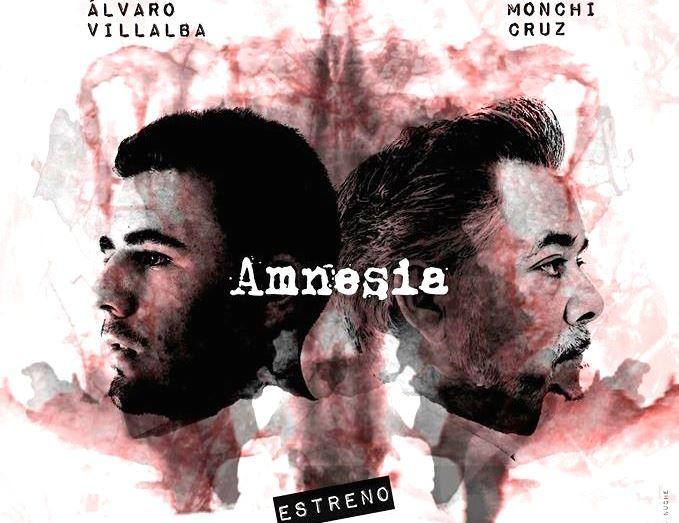 Detalle del cartel realizado por la artista isleña Mª Luz Reyes con motivo del estreno.