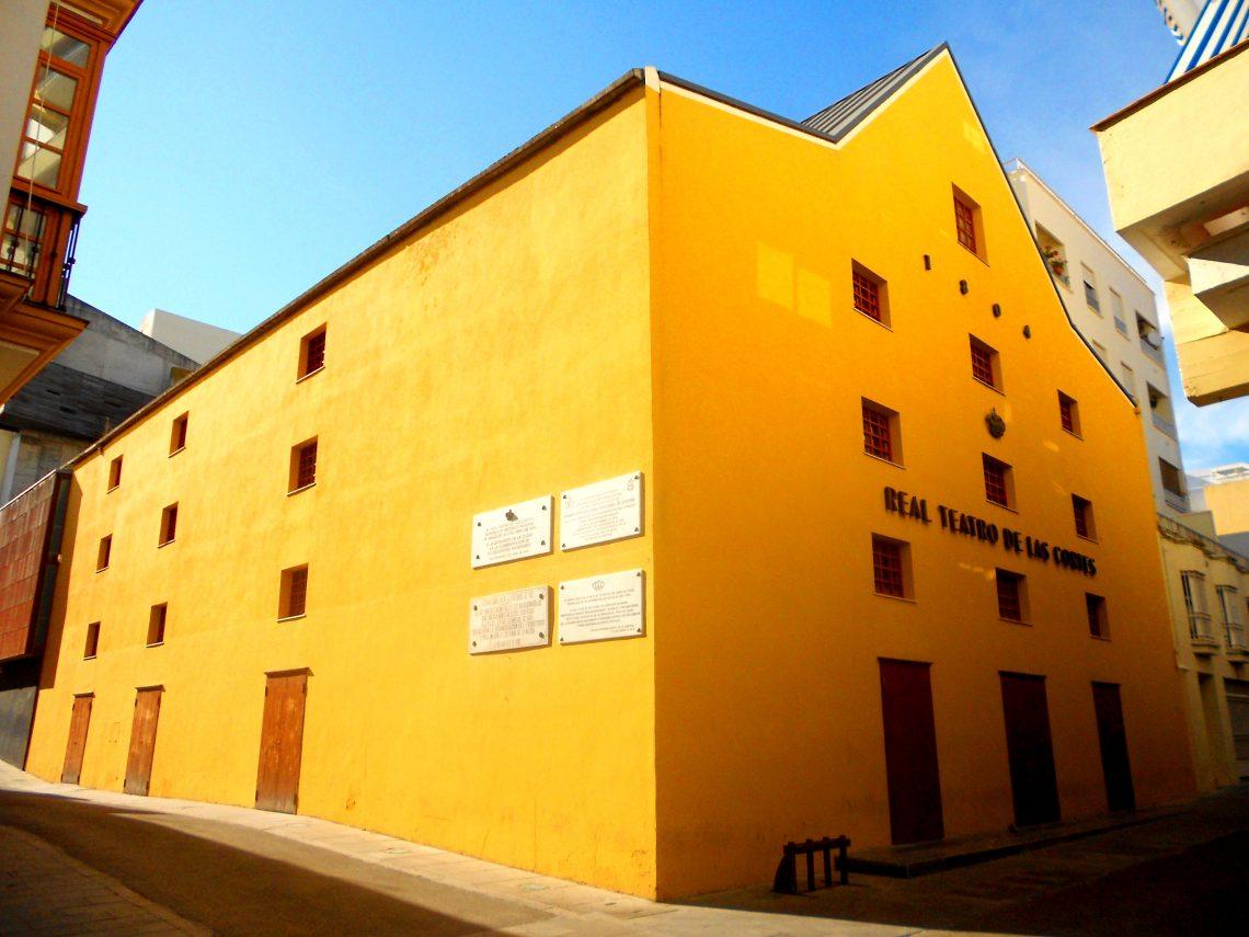 Teatro Las Cortes