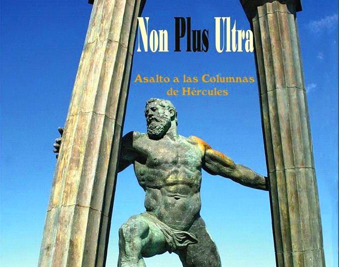 Imagen de la portada: Un guiño al Hércules romano por ser la versión más conocida del héroe.
