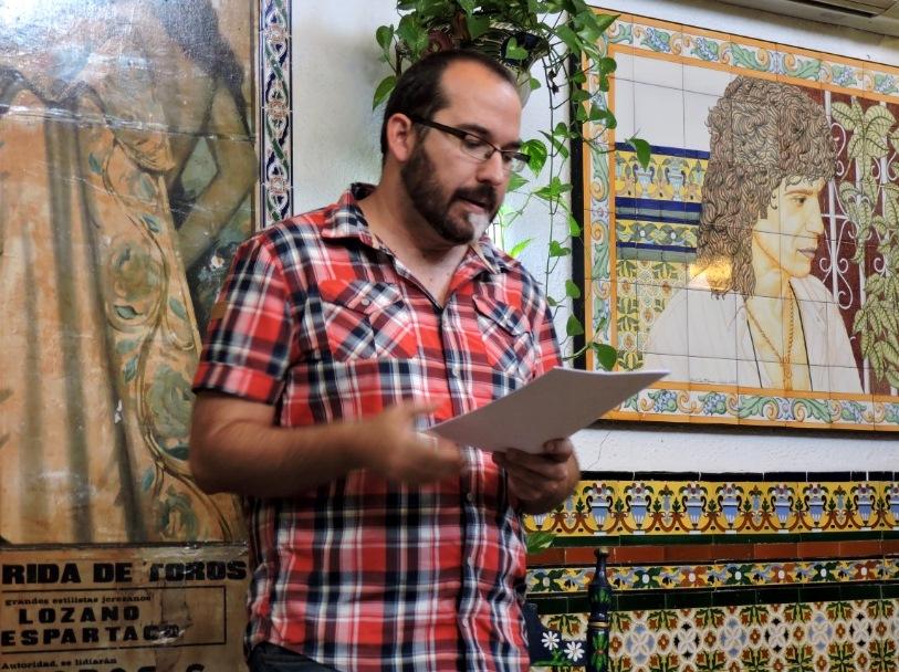 Paco Ramos Torrejón, impulsor de los recitales.