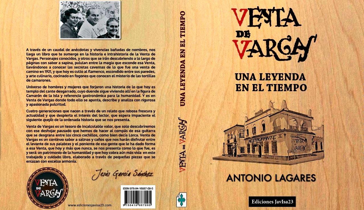Preliminar de la portada sin el prologuista, Antonio Canales, ni las solapas.