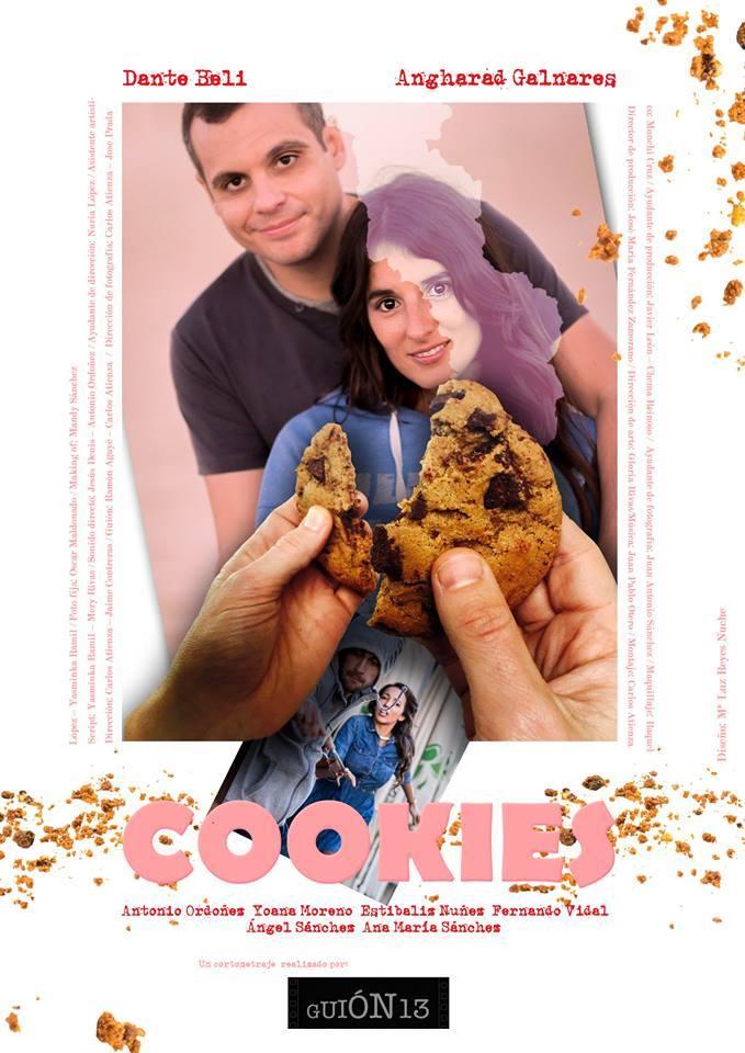 Proyección de 'Cookies'.