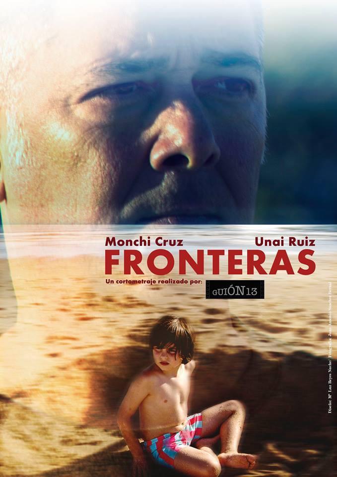 Proyección de 'Fronteras'.