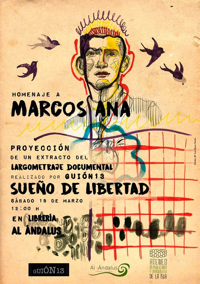 Homenaje a Marcos Ana.