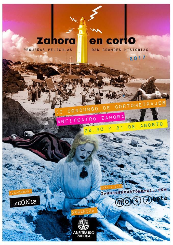 II Concurso de Cortometrajes 'Zahora en corto'.