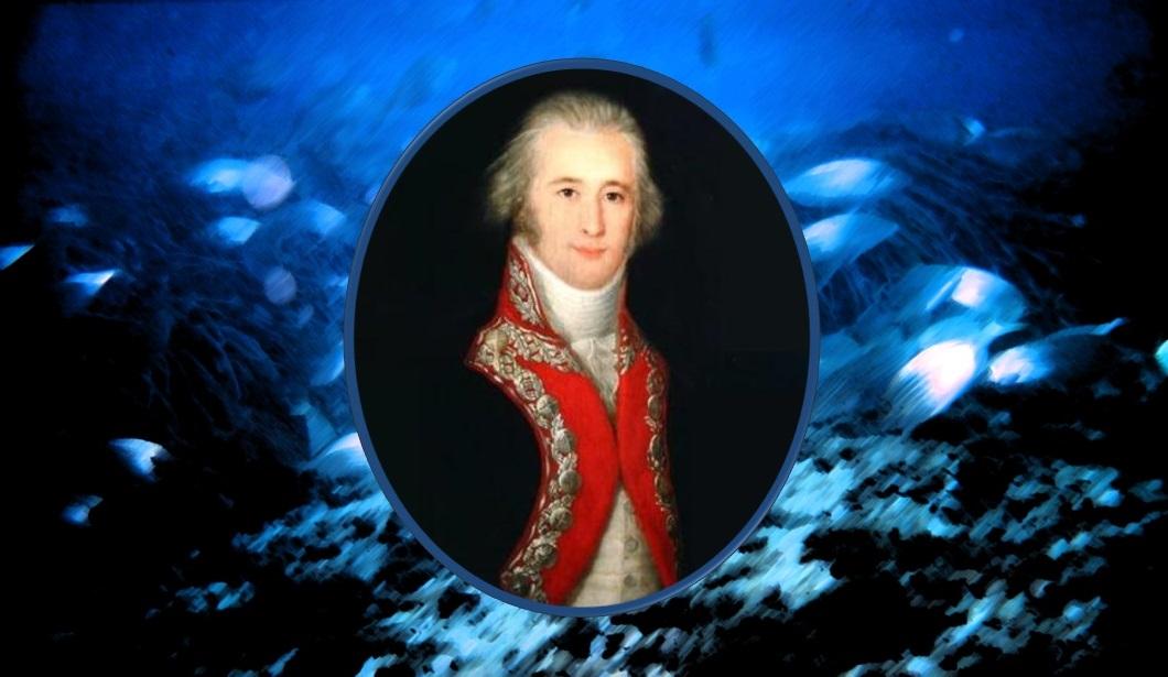 El conde Alejandro O'Reilly (1722-1794) retratado por Francisco de Goya. Museo de San Telmo de San Sebastián.