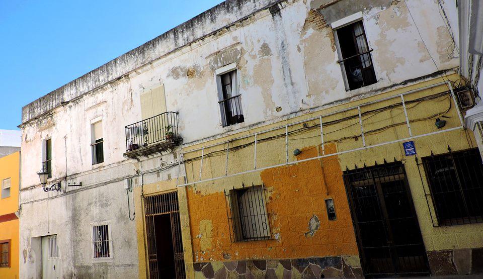 Casa de la Plaza Viñuelas que posiblemente albergó a la comunidad entre 1865 y 1886.