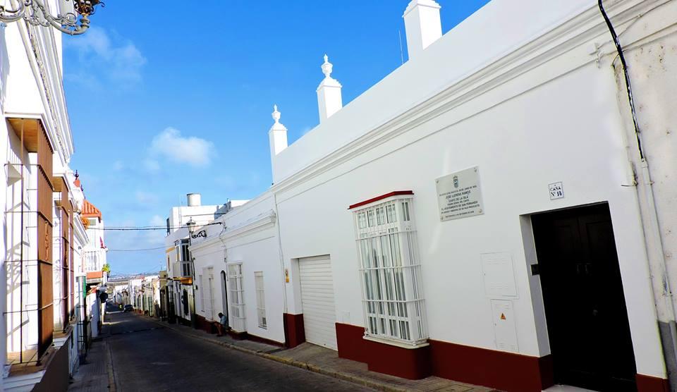 La calle del Carmen dirección a San Marcos.